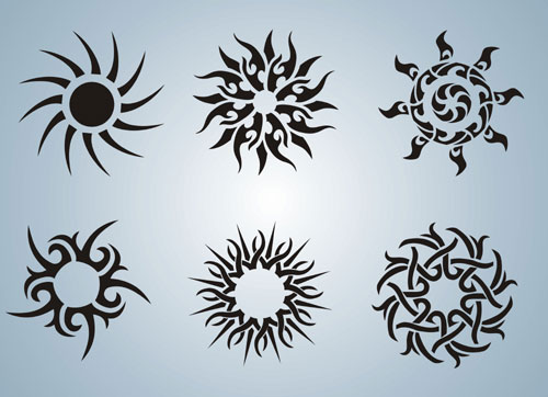 Sun Tattoos Designs And Ideas Page 16