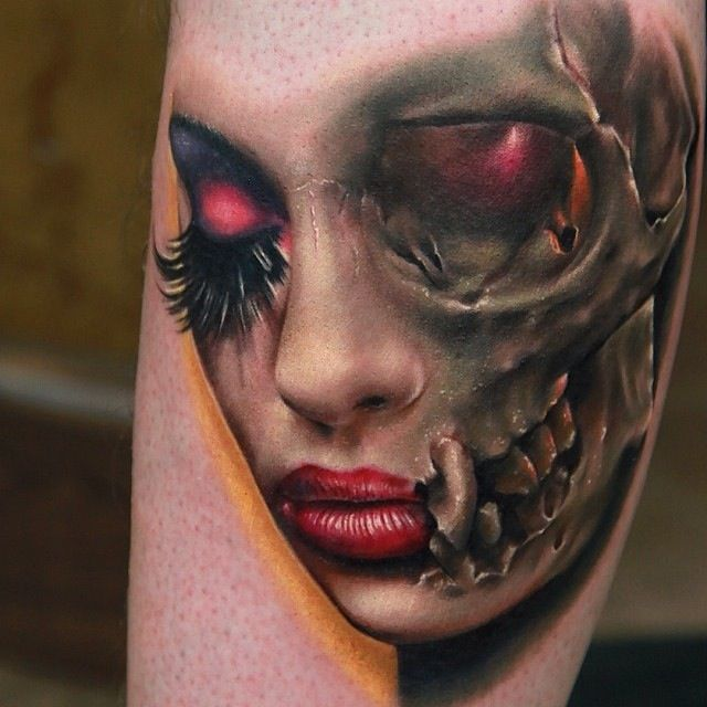 Vampire Tattoos Designs And Ideas Page 19