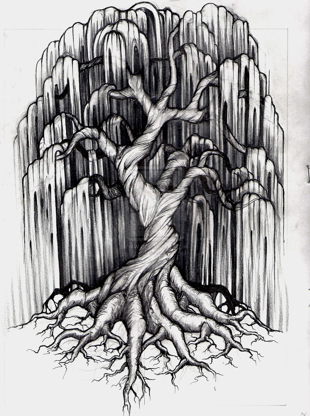 Tree Tattoos Designs And Ideas Page 2