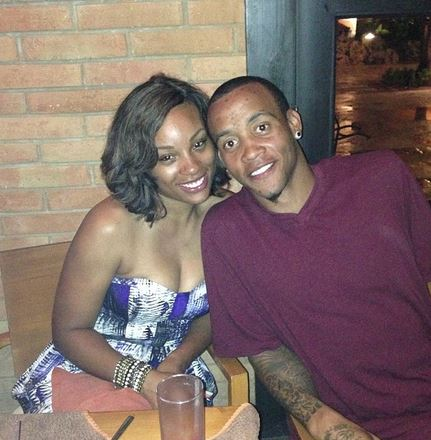 Monta' Tattoos And Wife