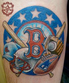 Stunning Sports Tattoos