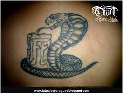 Amazing Black Ink Snake Tattoo