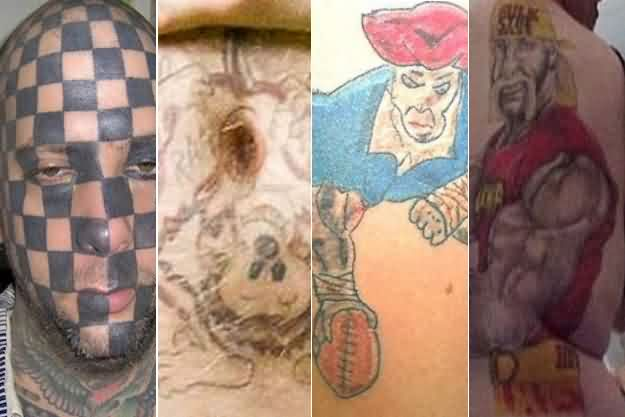 Bad SportsTattoos Images