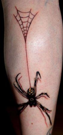 Best Spiderweb Tattoo For Girls And Boys