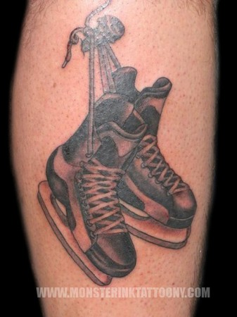 Best Sports Shoes Tattoo