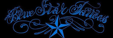 Blue Star Tattoos