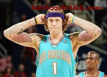 Chris Anderson Has Wings Tattoos On Arm