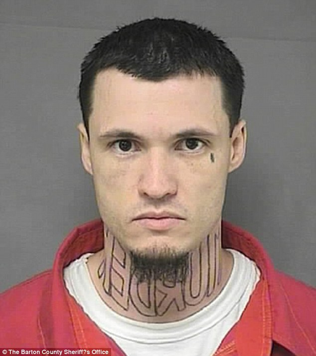 Criminal's Neck Tattoos
