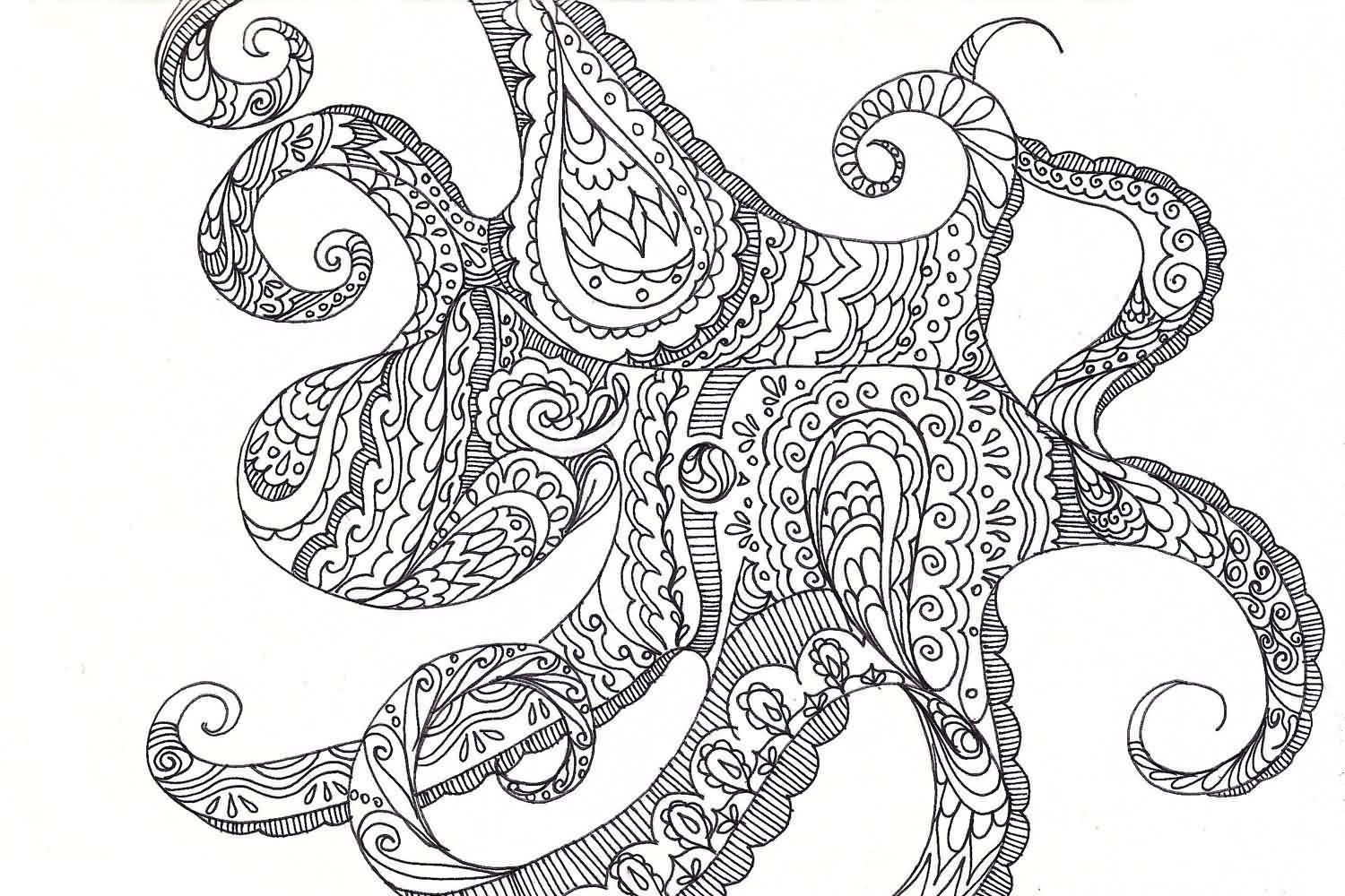 HD wallpapers aquarius coloring pages