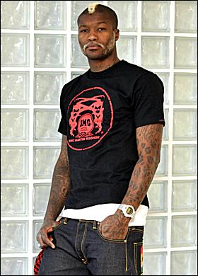 Djibril Cisse's Sleeve Tattoos