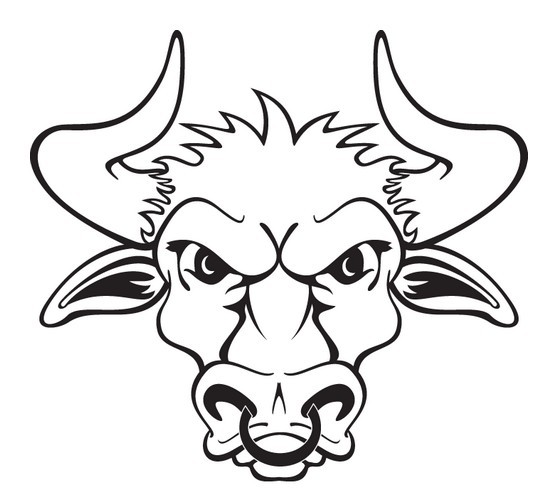 Free Taurus Symbol Tattoo Design For Men