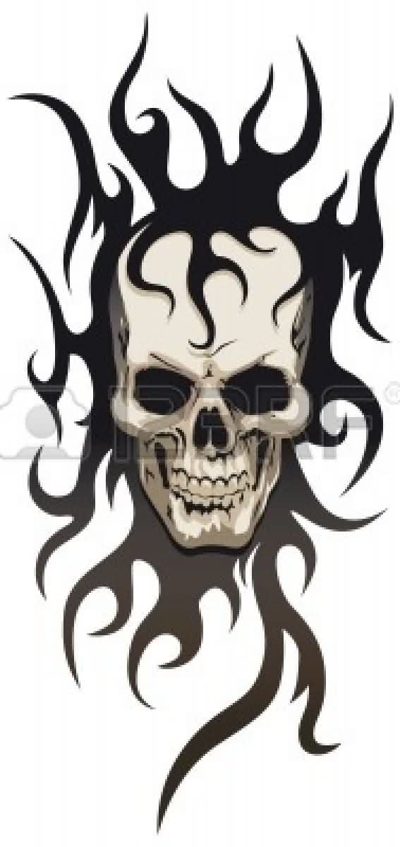 Skull Tattoos Designs And Ideas Page 79