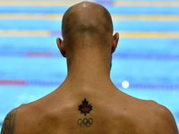 Amazing Canadian Olympic Tattoo