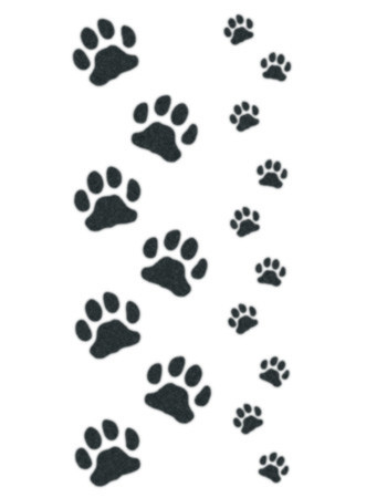 Animal Paws Tattoo Designs