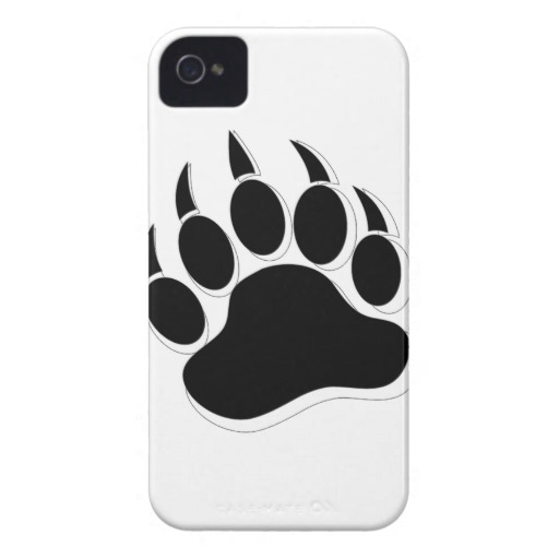 Bear Claw Mobile Case