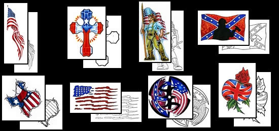 Best Patriotic Tattoo Designs
