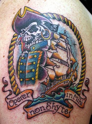 Best Pirate Tattoos For Everyone