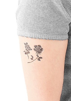 Black Rose Tattoos