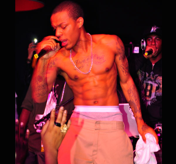 Bow Wow's Body Tattoos