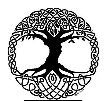 Celtic Symbol For Life Tattoo Design
