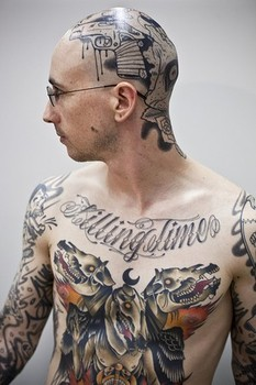 Crazy People's Body Tattoos
