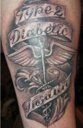 Diabetic - Nautical Tattoos
