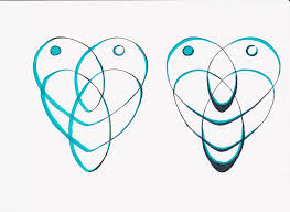 Dual Motherhood Knot Tattoo Designs