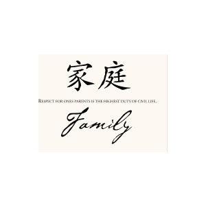 Family Symbol Tattoo Designs