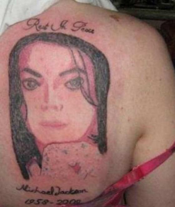 Famous People Memorable Tattoo