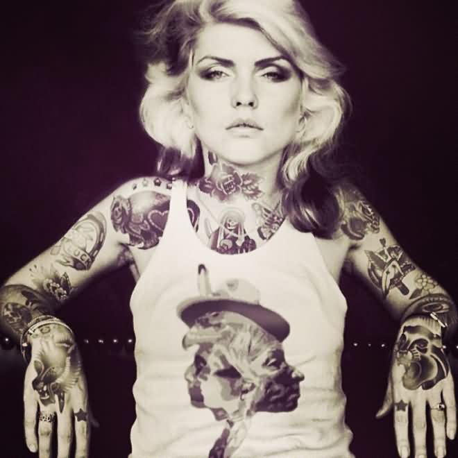 Famous People With Tattoos