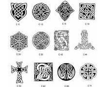Fresh Celtic Symbol Tattoo Designs