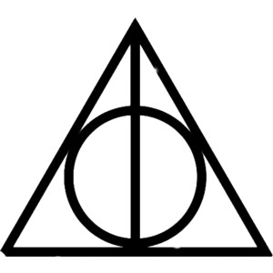 Fresh Harry Potter Symbol Tattoo Sample