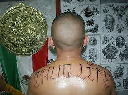 Fresh Thug Life Tattoo For Men