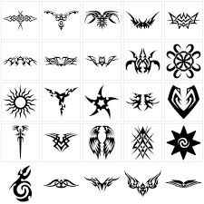 Fresh Tribal Tattoo Designs