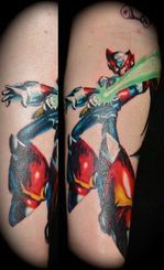 Fresh Video Game Tattoos