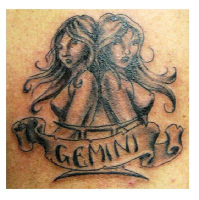 Gemini Tattoo