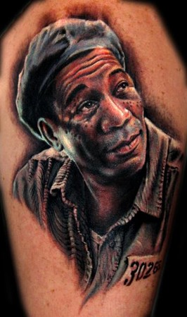 Great Black People Tattoo