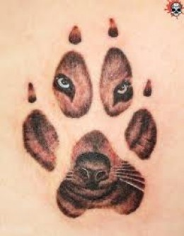 Great Paw Tattoo