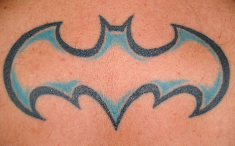 Have A Batman Symbol Tattoo