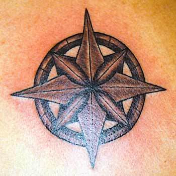 Have A Nautical Compass Tattoo!