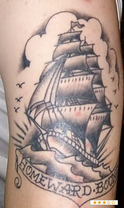 Homeward Bound Nautical Tattoos