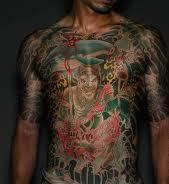 Japanese People Tattoos On Body