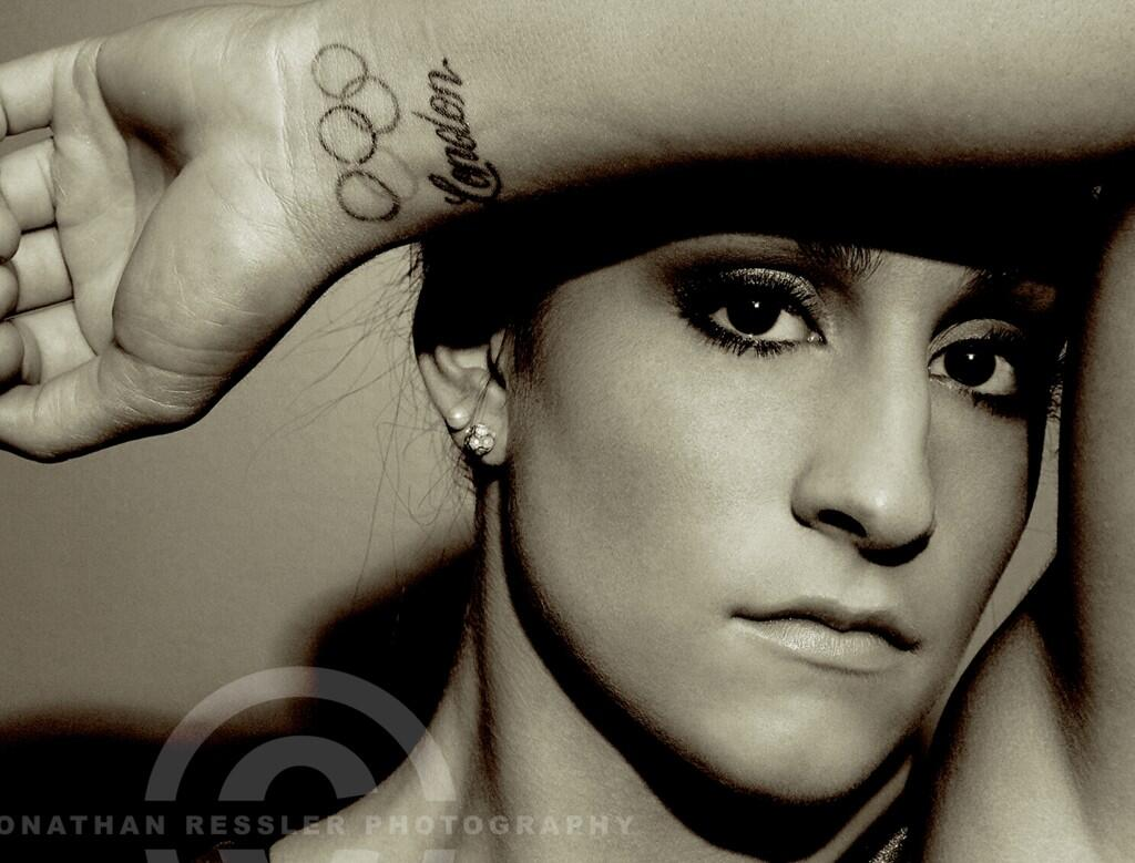 Jordyn Wieber's Olympic Tattoo