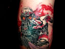 Killzone Shadow Tattoos