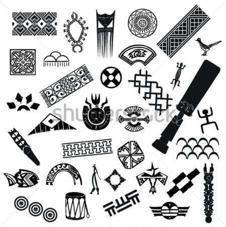 Latest Native American Symbol Tattoos Collection