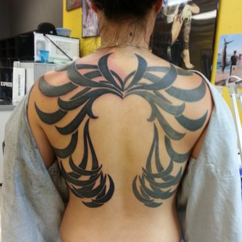 Latest Tribal Tattoo Trend For Women