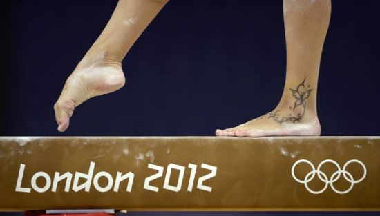 London Olympic Tattoo