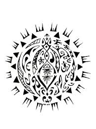 Maori Nautical Tattoo Designs