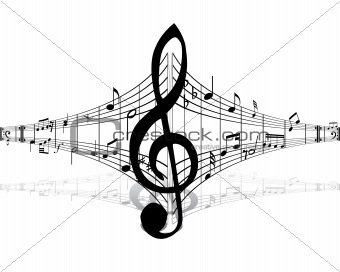Musical Notes Tattoo Designs