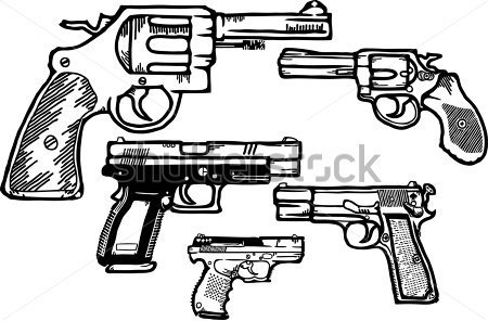 New Pistol Tattoos Pack